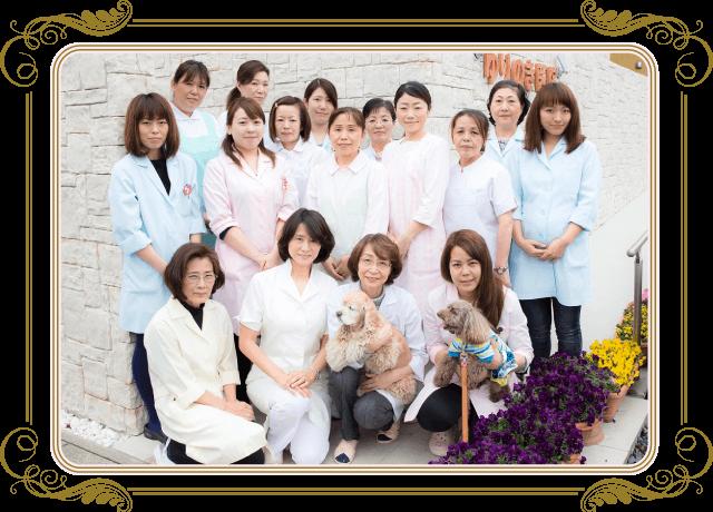 ゆりのき医院の女性スタッフ